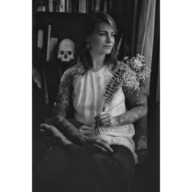 India Amara tattoo artist interview